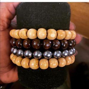 Mens Bead Set